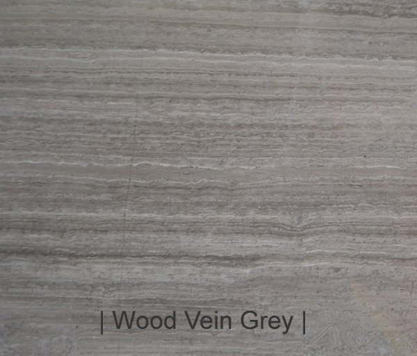 Wood Vein Grey Marble