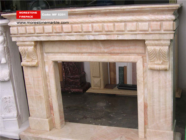 Marble Fireplace Mantel Code MF5201